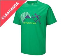 'GO Running' Men's T-Shirt