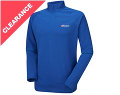 Essential Men's Zip Baselayer