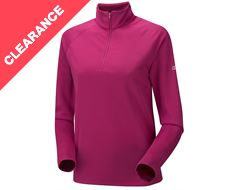 Essential Women's Zip Baselayer
