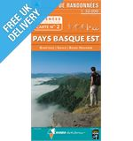 Pyrenees Map 02, Pays Basque East