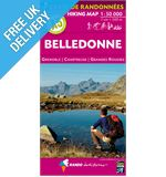 Belledonne Map (A5)