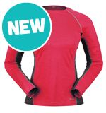 MeCo 120 Long Sleeve Women&#39;s Baselayer Tee