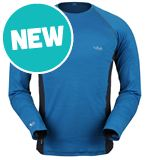 MeCo 120 Long Sleeve Men&#39;s Baselayer Tee