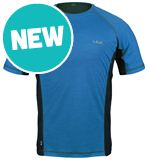 MeCo 120 Short Sleeve Men's Baselayer Tee