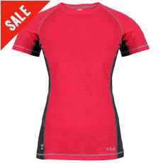 MeCo 120 Short Sleeve Women's Tee
