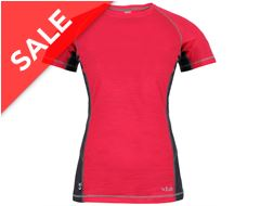 MeCo 120 Short Sleeve Women's Baselayer Tee