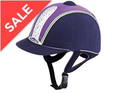 Junior Legend Plus Riding Hat