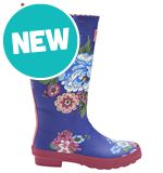 Women's Printed Wellies
