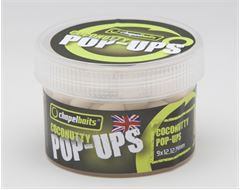 Session Pack Pop-ups Coconutty, 50g