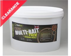Carp Multi-Bait Pack