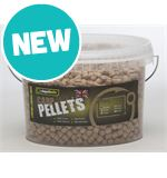6mm Carp Pellets, 750g