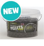 12mm Drilled Halibut Pellets, 650g