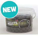 16mm Drilled Halibut Pellets, 650g