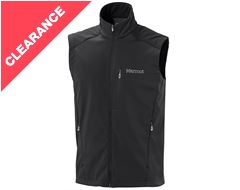 Approach Men's Softshell Vest