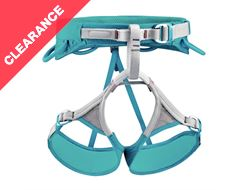 Luna Adjustable Women's Climbing Harness