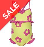 Splodge Girl's Swimsuit
