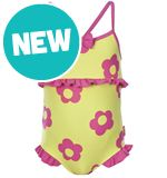 Splodge Girl&#39;s Swimsuit