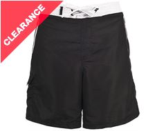 Whitecheck Men's Beach Shorts