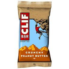 Crunchy Peanut Butter Energy Bar