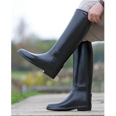 Ladies' Long Rubber Riding Boots