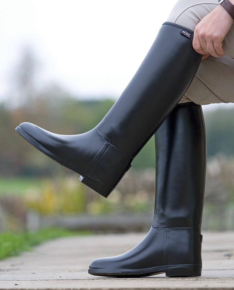 Shires Children's Long Rubber Riding Boot | GO Outdoors