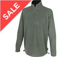 Lightweight Fleece Top