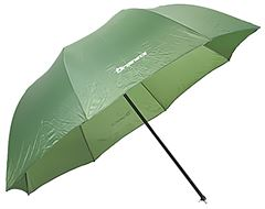 "Brollnets 50"" Green Nylon Brolly"