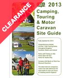 Camping, Touring and Motor Caravan Site Guide 2013