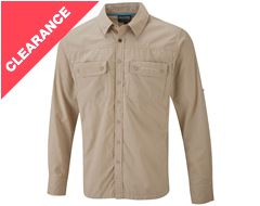 Compass Men's LS Shirt
