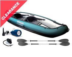 Colorado Kayak Kit (Green)