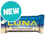Luna Energy Bar (White Choc/Macadamia) 48g