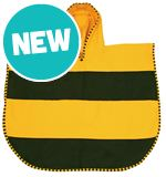 Bee Animal Poncho Towel