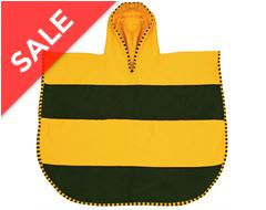 Animal Poncho Towel - Bee