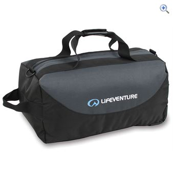 Lifeventure Expedition Wheeled Duffle 120  Colour Grey And Black