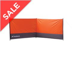 3 Pole Mini Windbreak