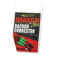 Dacron Connectors, Large