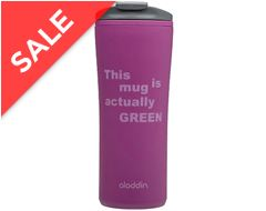 Papillon Tumbler (Purple)