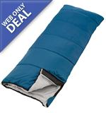 Pacific Junior Sleeping Bag (Blue)