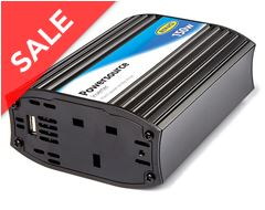 PowerSource Plus Inverter with USB (12v 150w)
