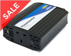 PowerSource Plus Inverter with USB (12v 300w)