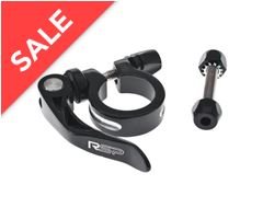 Seat Collar/Clamp Set 28.6mm Black