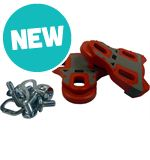 Cleat Set (Look Keo Compatible)