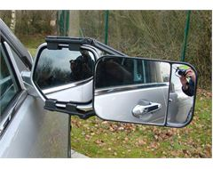Large Dual Towing Mirror