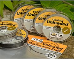 Contour Unleaded 25lb Hooklink, Khaki