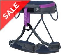 Flare Women's Adjustable Climbing Harness