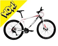 Two.Two Alloy Hardtail Mountain Bike