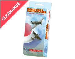 Foam Glider Fighter Planes (6 pack)