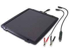Solar Power Battery Maintainer (6W)