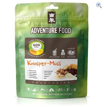 Adventure Foods Crunchy Muesli