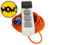 Mobile Mains Kit (20 metre cable)